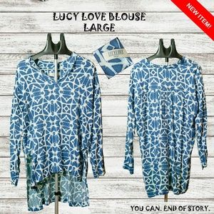 LUCY LOVE BLOUSE